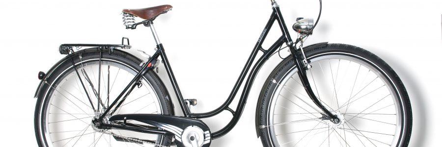Ein Stadtbike zum Verlieben